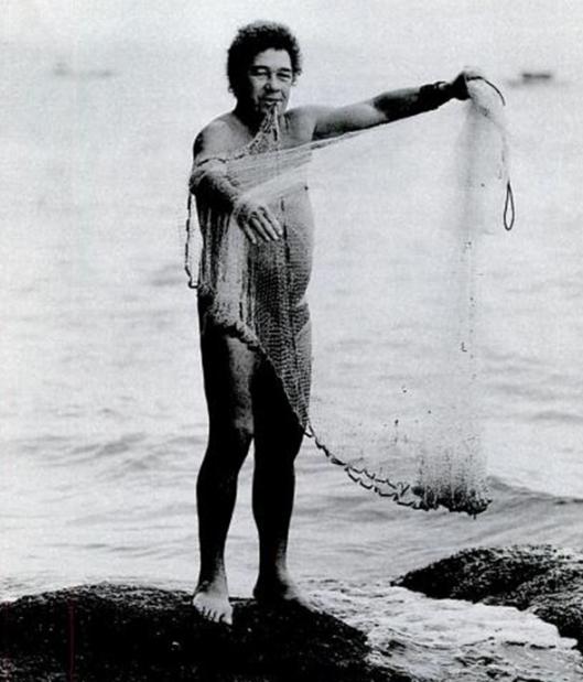 Ruço: Pescaria, sossego e saudades da bola. Crédito: revista Placar número 1132 - Outubro de 1997.