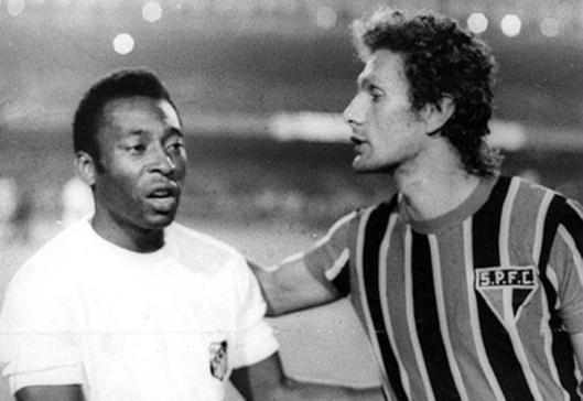 Pelé: Um grande admirador do futebol de Pedro Rocha!