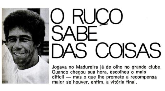 Crédito: revista Placar - 31 de janeiro de 1975.