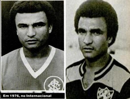 Ramón, curtas passagens pelo Inter e pelo Sport. Crédito: revista Placar.