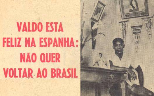 Crédito: revista do Esporte número 178 – 4 de agosto de 1962.