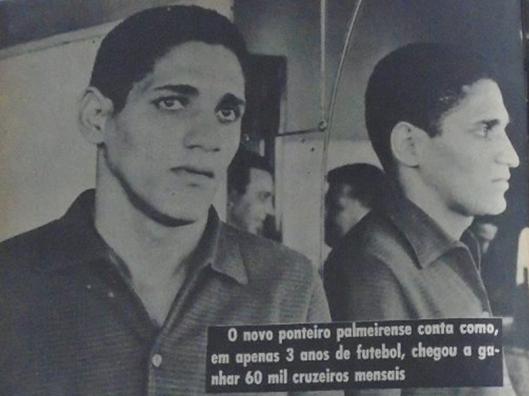 Crédito: revista do esporte 118 - Junho de 1961.