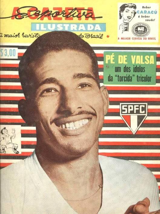 Crédito: revista A Gazeta Esportiva Ilustrada número 57 - Fevereiro de 1956.