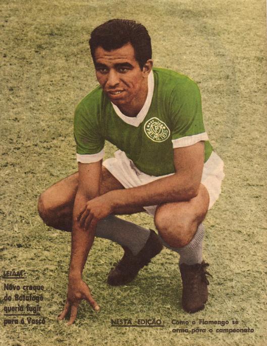 Crédito: revista do Esporte número 170 – 1962.