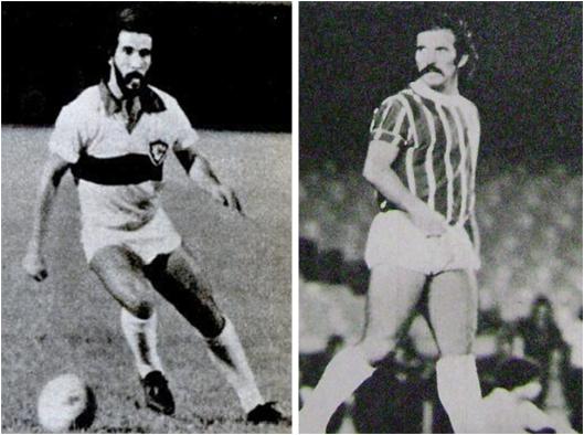 O Vitória foi o impulso necessário para seu retorno ao Rio de Janeiro quando foi contratado pelo Fluminense. Crédito: revista Placar.