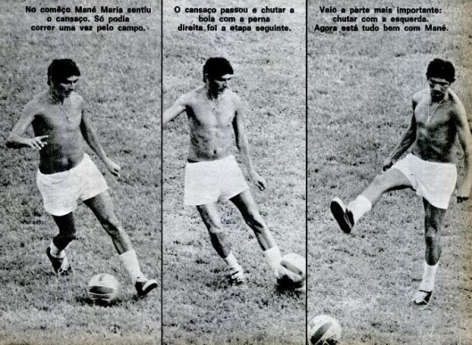 Crédito: revista Placar – 26 de fevereiro de 1971.