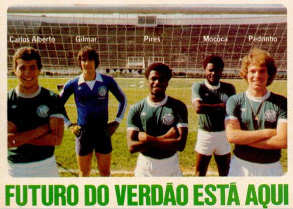 goleiro Gilmar do Palmeiras | TARDES DE PACAEMBU