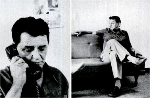 A foto de Ignácio Ferreira, mostra o Doutor Pedro Amorim. Crédito: revista Placar - 26 de dezembro de 1975.