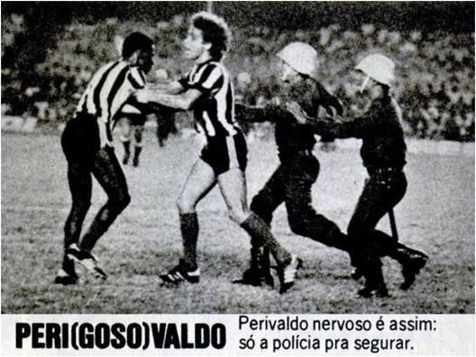 Crédito: revista Placar - 19 de outubro de 1979 – Foto de Ignácio Ferreira.