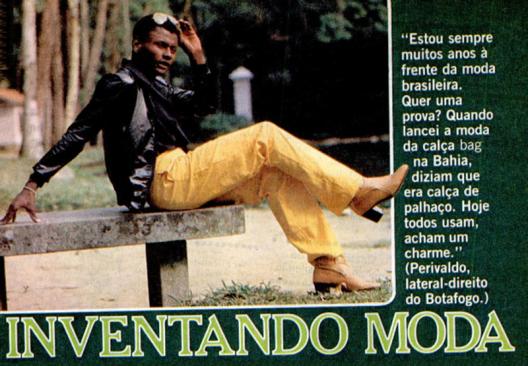 Crédito: revista Placar – 1 de agosto de 1980.
