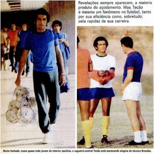 Crédito: revista Placar - 26 de setembro de 1975.