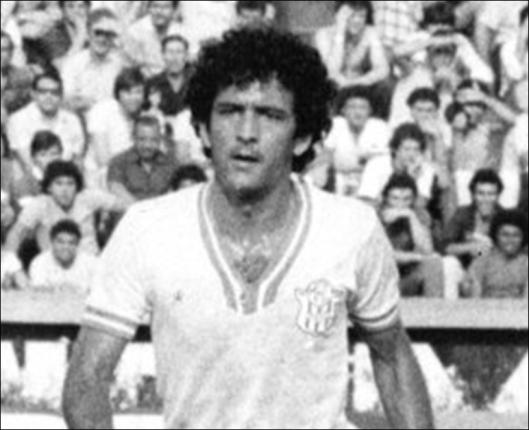 Tecão quando jogou pelo Marília. Crédito: Gazeta Esportiva.