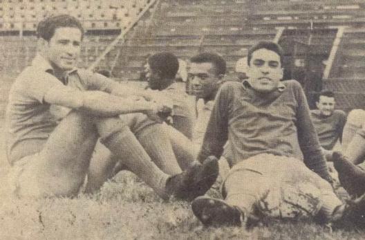 Crédito: revista do Esporte número 65 – 4 de junho de 1960.