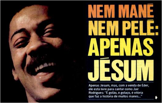 Crédito: revista Placar - 15 de fevereiro de 1980.