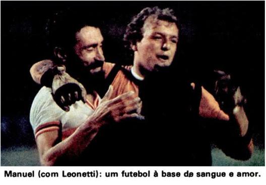 Crédito: revista Placar – 27de maio de 1977.